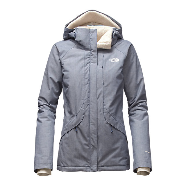 Discount NORTH FACE WOMEN'S INLUX INSULATED JACKET SHADY BLUE CHAMBRAY ONLINE