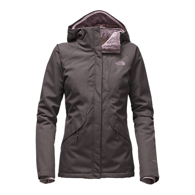 Discount NORTH FACE WOMEN\'S INLUX INSULATED JACKET RABBIT GREY HEATHER ONLINE