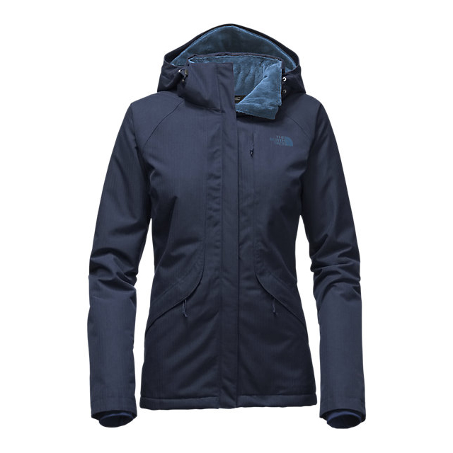 Discount NORTH FACE WOMEN'S INLUX INSULATED JACKET COSMIC BLUE ONLINE