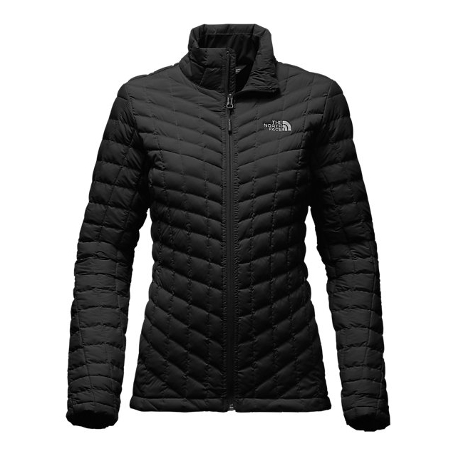 Discount NORTH FACE WOMEN'S STRETCH THERMOBALL JACKET BLACK ONLINE