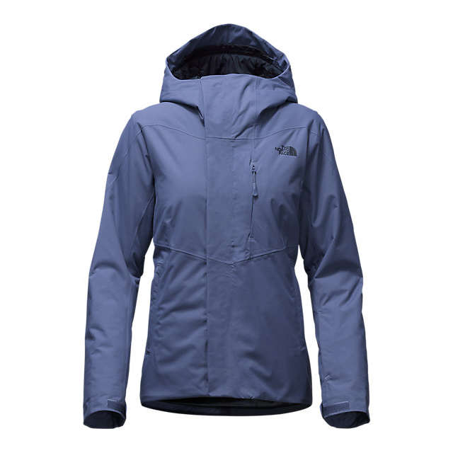 Discount NORTH FACE WOMEN\'S HICKORY PASS JACKET COASTAL FJORD BLUE ONLINE