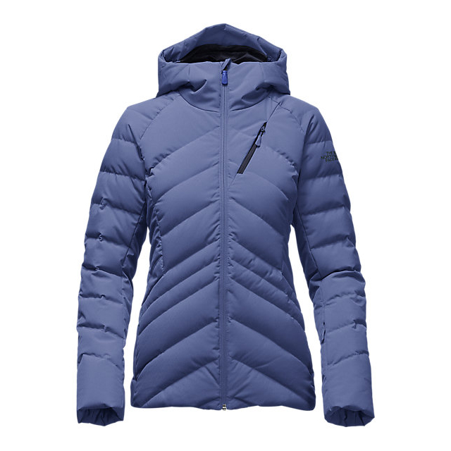 Discount NORTH FACE WOMEN\'S HEAVENLY JACKET COASTAL FJORD BLUE ONLINE