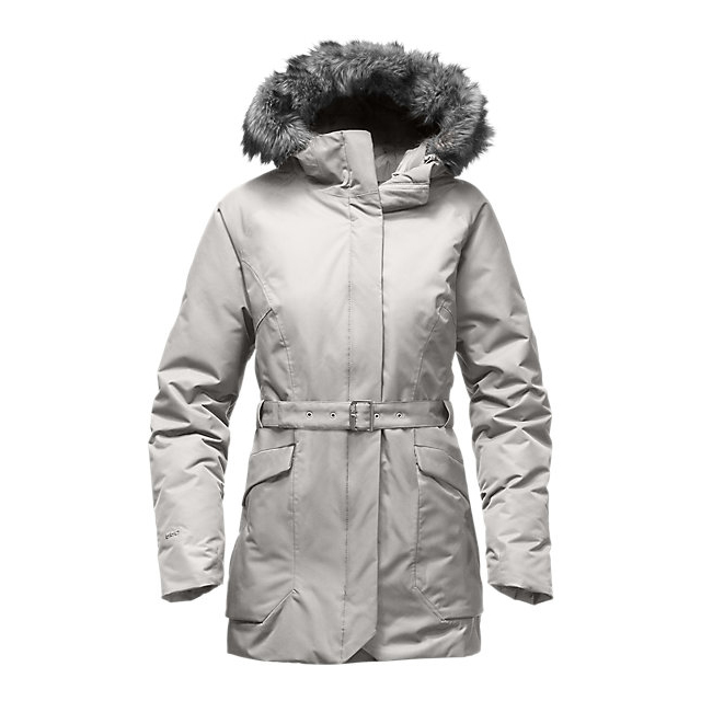 Discount NORTH FACE WOMEN'S CAYSEN PARKA VAPOROUS GREY ONLINE