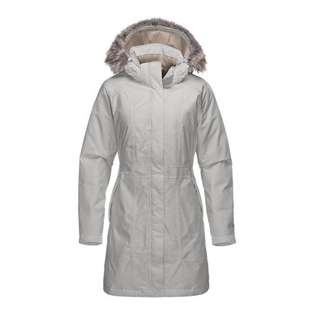Discount NORTH FACE WOMEN\'S ARCTIC DOWN PARKA VAPOROUS GREY ONLINE