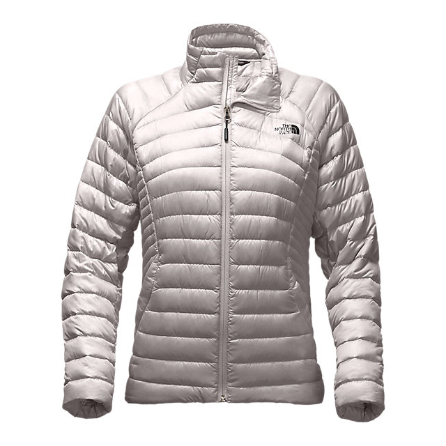Discount NORTH FACE WOMEN'S TONNERRO JACKET LUNAR ICE GREY ONLINE