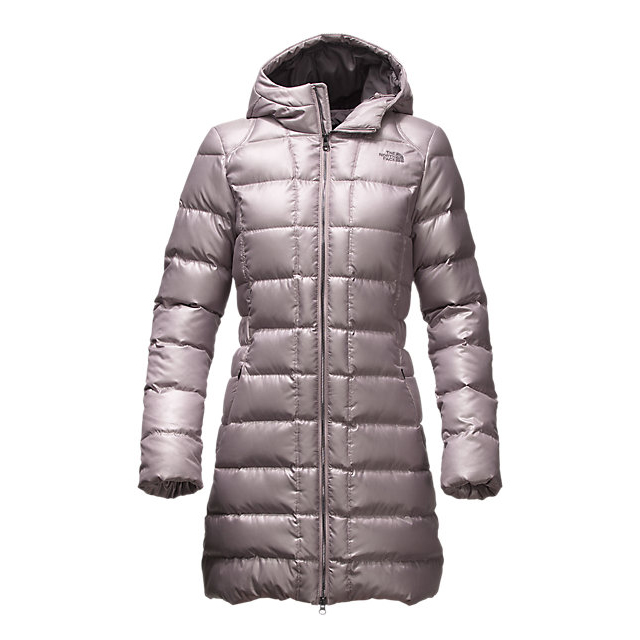 Discount NORTH FACE WOMEN'S GOTHAM PARKA QUAIL GREY ONLINE