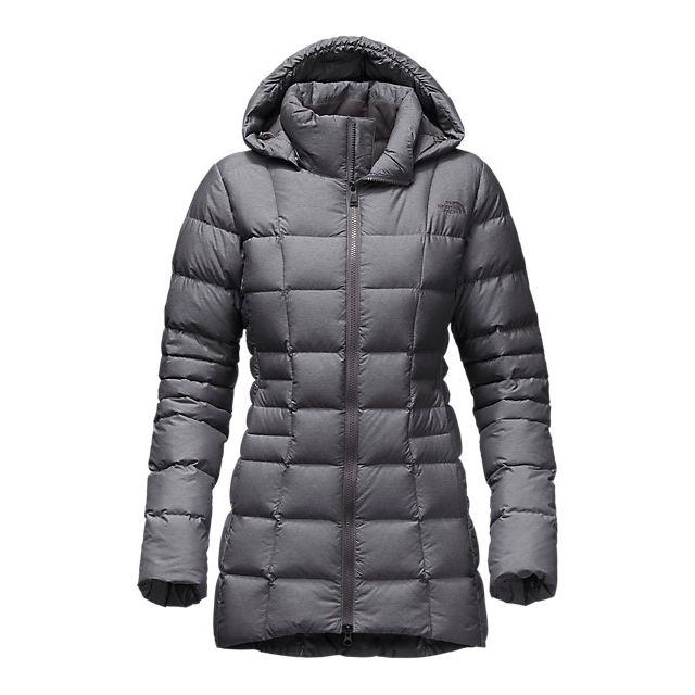 Discount NORTH FACE WOMEN'S TRANSIT JACKET II MEDIUM GREY HEATHER ONLINE