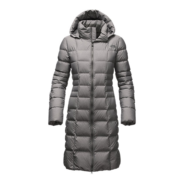 Discount NORTH FACE WOMEN'S METROPOLIS PARKA II (NEW) MEDIUM GREY HEATHER ONLINE