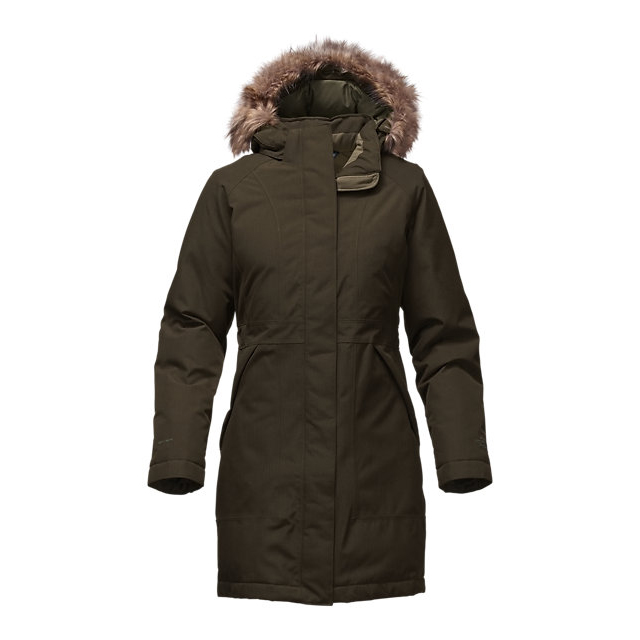 Discount NORTH FACE WOMEN\'S ARCTIC DOWN PARKA ROSIN GREEN HEATHER ONLINE