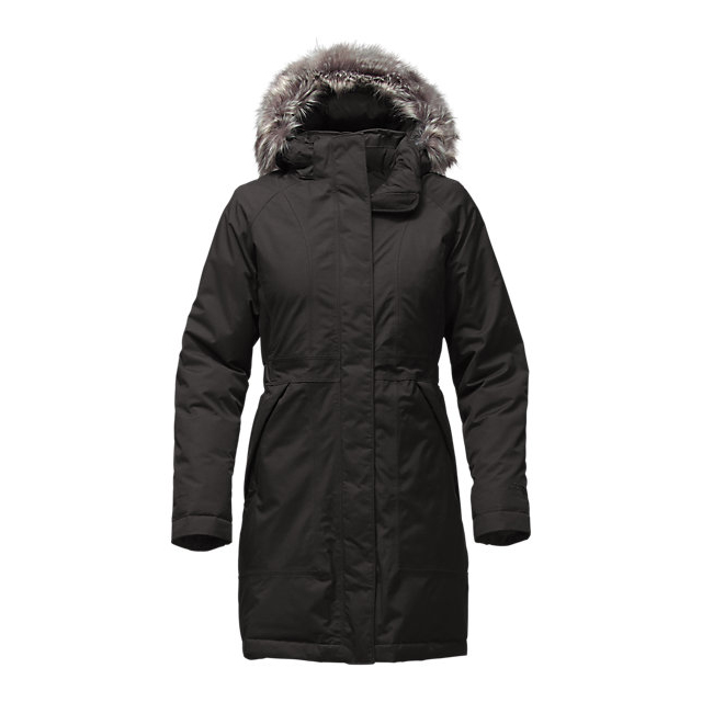 CHEAP NORTH FACE WOMEN'S ARCTIC DOWN PARKA BLACK ONLINE