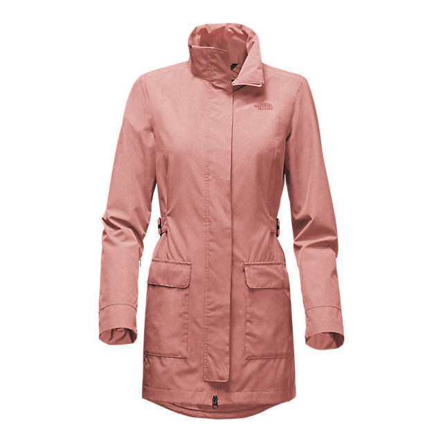 Discount NORTH FACE WOMEN'S TOMALES BAY JACKET LIGHT MAHOGANY TWEED ONLINE