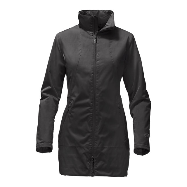 Discount NORTH FACE WOMEN'S INSULATED ANCHA PARKA BLACK ONLINE