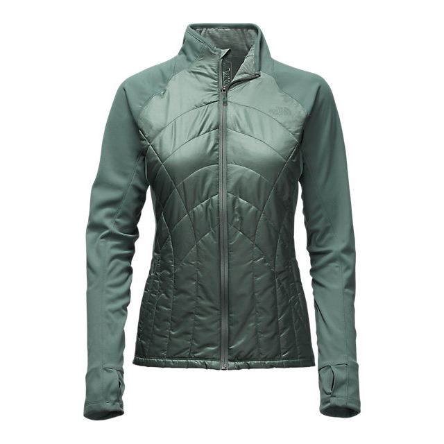 CHEAP NORTH FACE WOMEN'S ANIMAGI JACKET BALSAM GREEN ONLINE