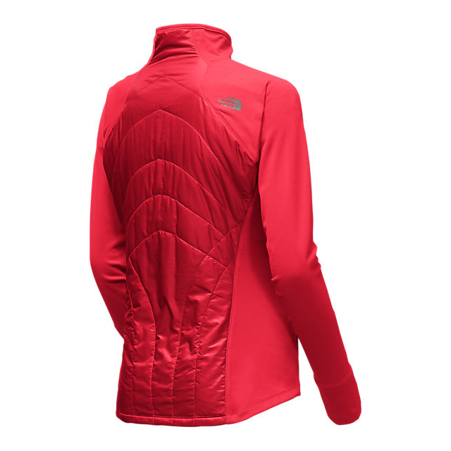 CHEAP NORTH FACE WOMEN\'S ANIMAGI JACKET MELON RED ONLINE
