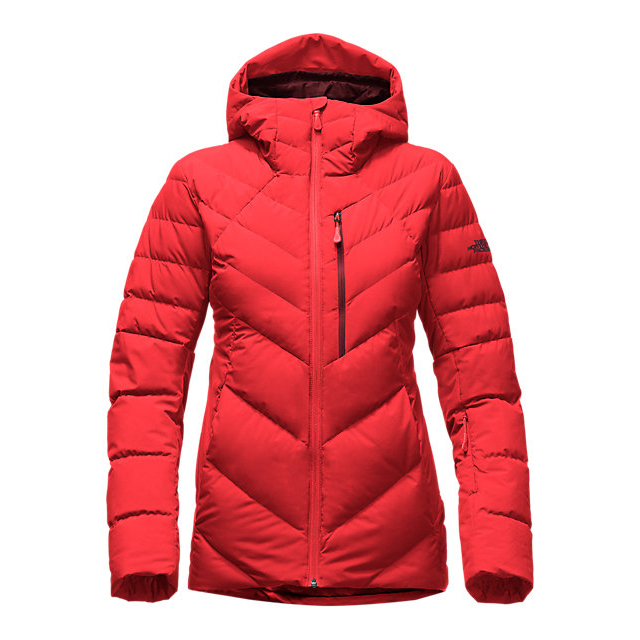 Discount NORTH FACE WOMEN'S COREFIRE JACKET HIGH RISK RED ONLINE