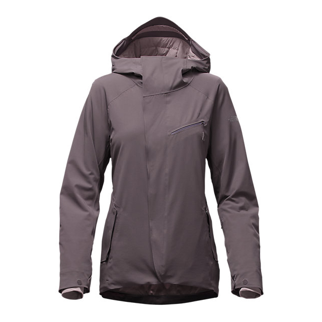 Discount NORTH FACE WOMEN\'S MENDELSON JACKET RABBIT GREY ONLINE