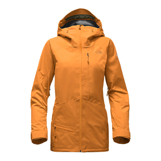 Discount NORTH FACE WOMEN\'S FREE THINKER JACKET CITRINE YELLOW ONLINE