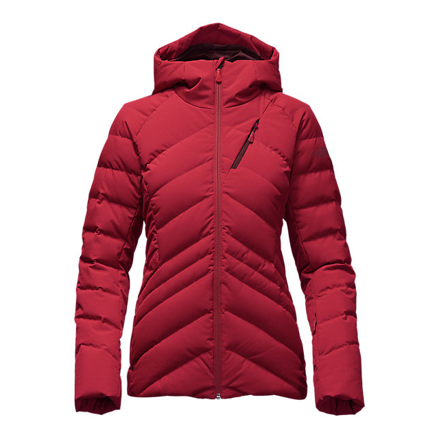 Discount NORTH FACE WOMEN'S HEAVENLY JACKET BIKING RED ONLINE