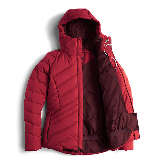 Discount NORTH FACE WOMEN\'S HEAVENLY JACKET BIKING RED ONLINE