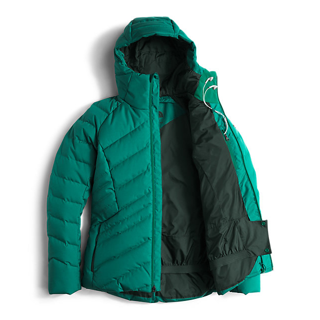 Discount NORTH FACE WOMEN\'S HEAVENLY JACKET CONIFER TEAL ONLINE
