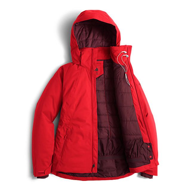Discount NORTH FACE WOMEN\'S GATEKEEPER JACKET HIGH RISK RED ONLINE