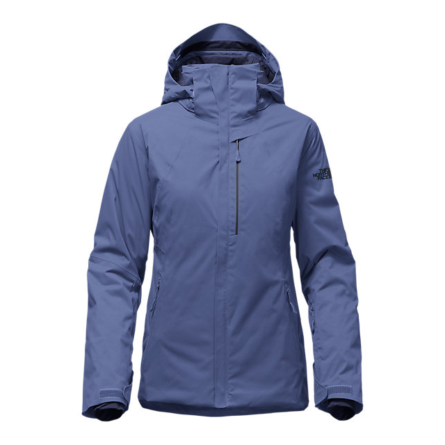Discount NORTH FACE WOMEN'S GATEKEEPER JACKET COASTAL FJORD BLUE ONLINE