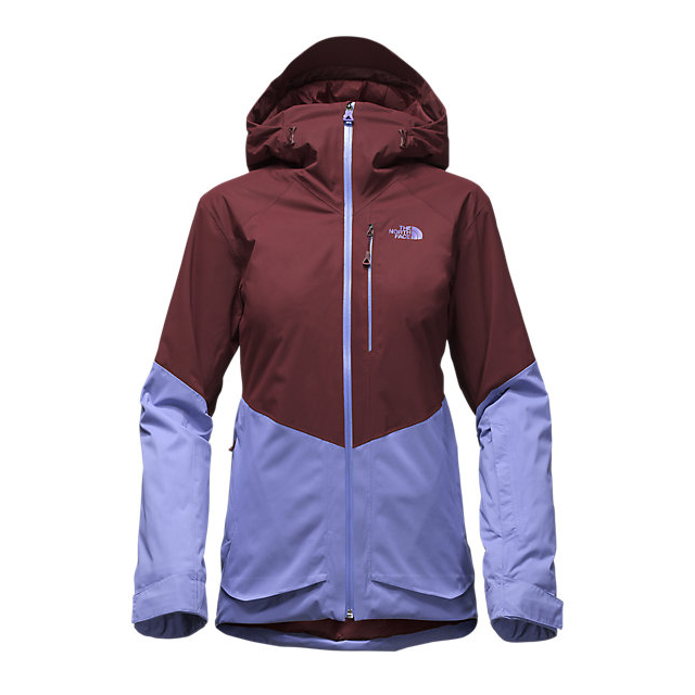 Discount NORTH FACE WOMEN'S SICKLINE INSULATED JACKET DEEP GARNET RED-STELLAR BLUE ONLINE
