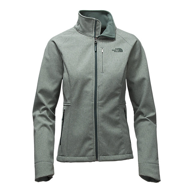 Discount NORTH FACE WOMEN'S APEX BIONIC 2 JACKET - UPDATED DESIGN BALSAM GREEN HEATHER ONLINE