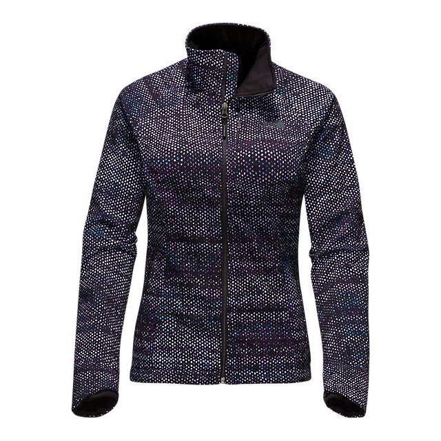 Discount NORTH FACE WOMEN\'S APEX BIONIC 2 JACKET - UPDATED DESIGN BLACK DONEGAL PRINT ONLINE