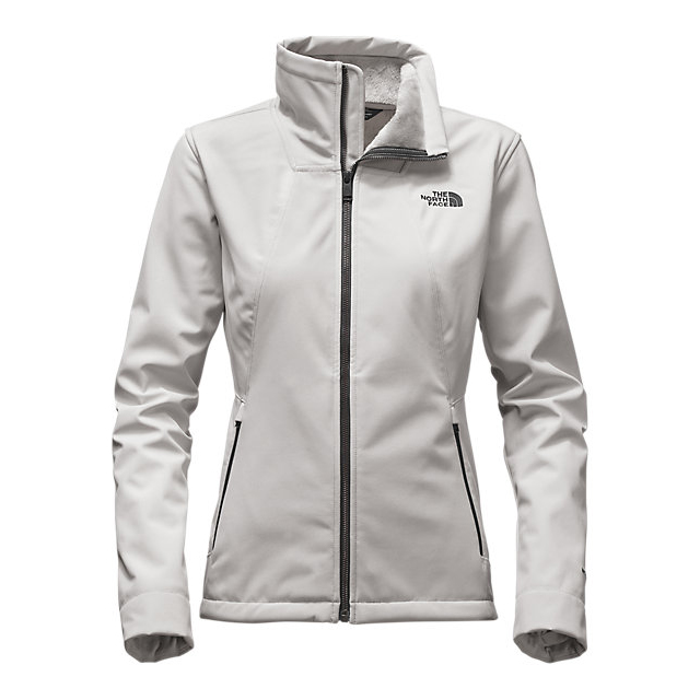 Discount NORTH FACE WOMEN'S APEX CHROMIUM THERMAL JACKET LUNAR ICE GREY ONLINE