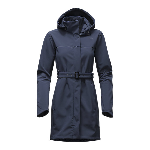 Discount NORTH FACE WOMEN'S APEX BIONIC TRENCH URBAN NAVY ONLINE