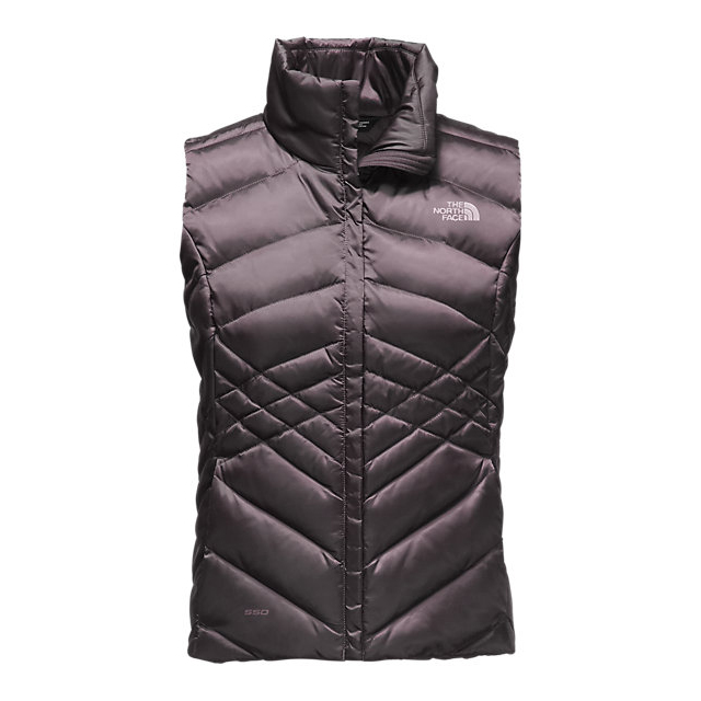 Discount NORTH FACE WOMEN\'S ACONCAGUA VEST RABBIT GREY ONLINE