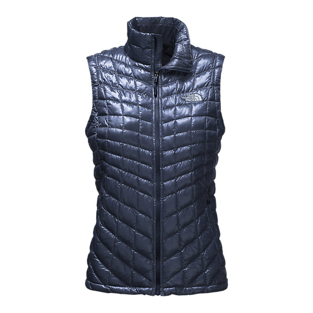 Discount NORTH FACE WOMEN'S THERMOBALL™ VEST COSMIC BLUE ONLINE