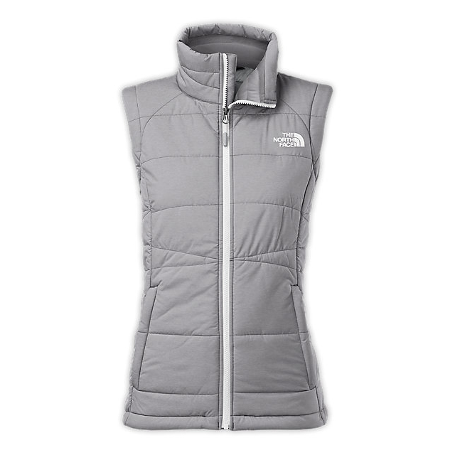 CHEAP NORTH FACE WOMEN'S ROAMER VEST MID GREY HEATHER ONLINE