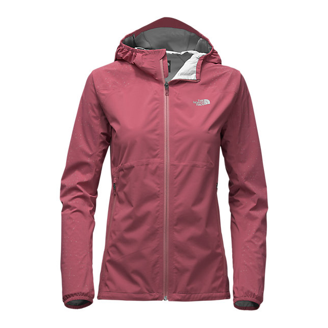 Discount NORTH FACE WOMEN'S STORMY TRAIL JACKET RENAISSANCE ROSE ONLINE
