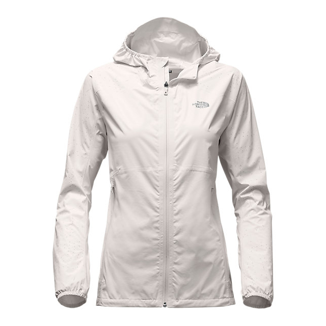 Discount NORTH FACE WOMEN\'S STORMY TRAIL JACKET MOONLIGHT IVORY ONLINE